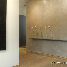 Contemporary Entry by E CUMMINGS ARCHITECT PC