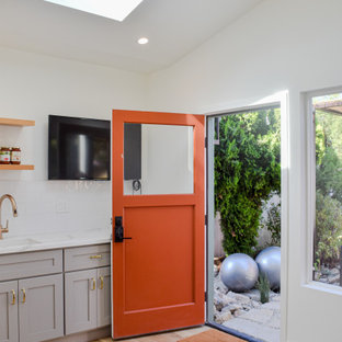 Eagle Rock, CA      Complete Accessory Dwelling Unit Build / Entry