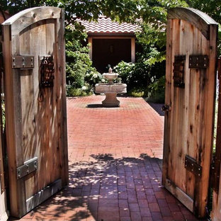 Inspiration for a mid-sized timeless entryway remodel in Other