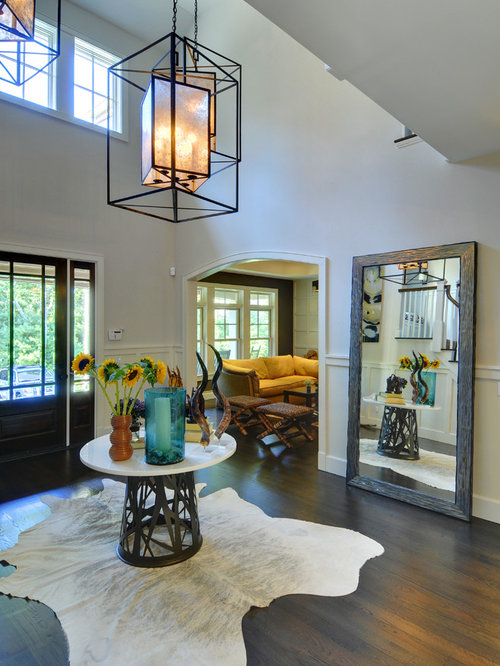 Entry Foyer Lighting Houzz : Hamptons foyer home design ideas renovations photos