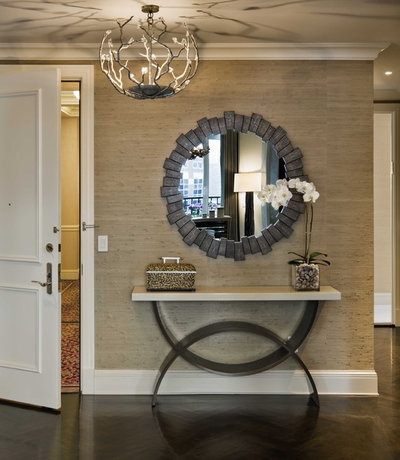 Transitional Entry EAST SIDE RESIDENCE