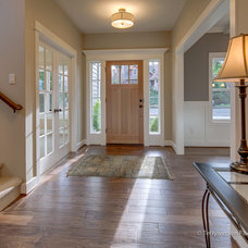 Traditional Entry by JPID Construction & Design LLC