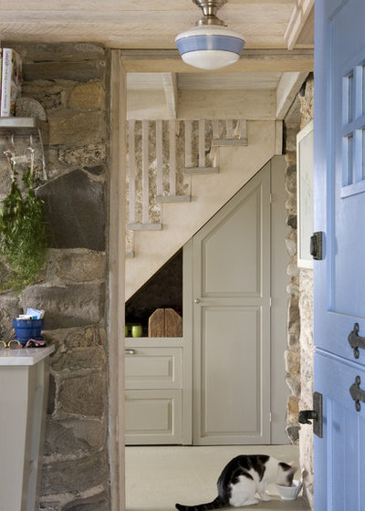 Rustic Entrance by Knickerbocker Group