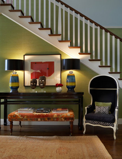 Eclectic Entry by Willey Design LLC