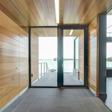 Contemporary Entry by Rosenow | Peterson Design