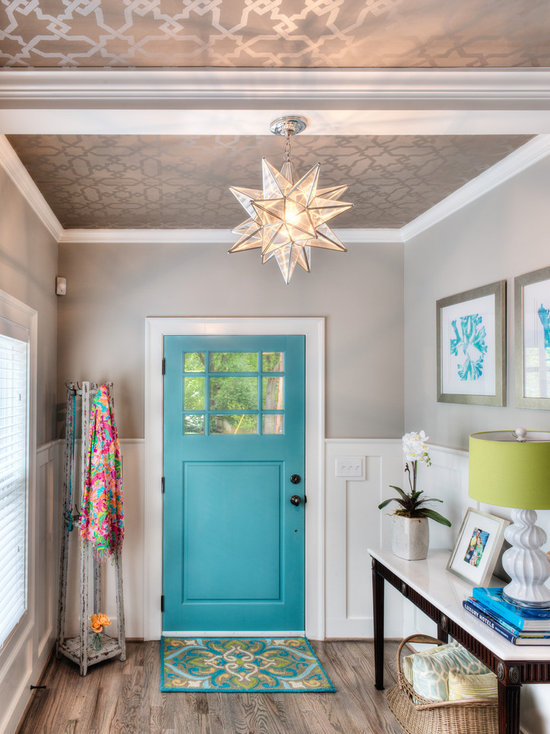 Small Foyer Ideas Houzz : Small foyer design ideas remodels photos