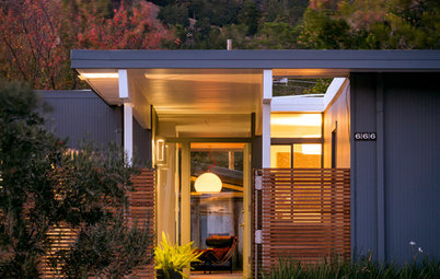 Houzz Tour: A Marinwood Eichler Evolves