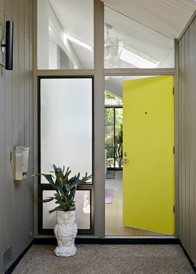Midcentury Entry by Alison Damonte Design