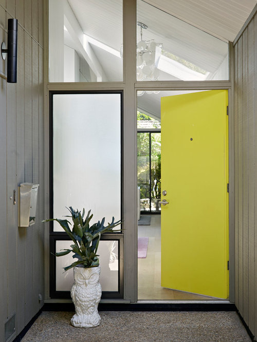 Front door design ideas renovations photos with a for Door design houzz