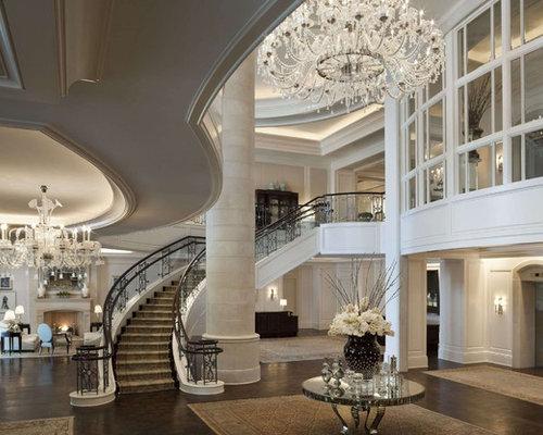 Houzz Elegant Foyers : Elegant foyer houzz