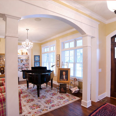 Interior Archway Column Home Design Ideas Pictures Remodel And Decor