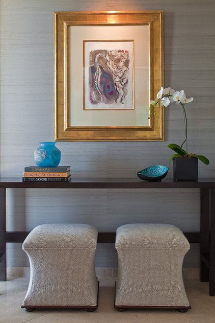 Transitional Entry by Kenneth Brown Design