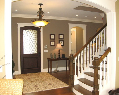 Houzz Foyer Paint Colors : Benjamin moore mesa verde tan ideas pictures remodel and