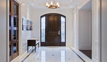 Elegant Front Foyer