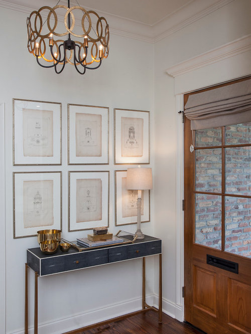 Houzz Elegant Foyers : Elegant entryway home design ideas pictures remodel and