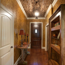 Craftsman Entry by Campbell Custom Homes