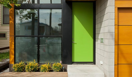 Bon Front Door Colors On Houzz: Tips From The Experts