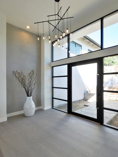 Hall d\'entrée moderne San Diego : Photos et idées déco de halls d ...