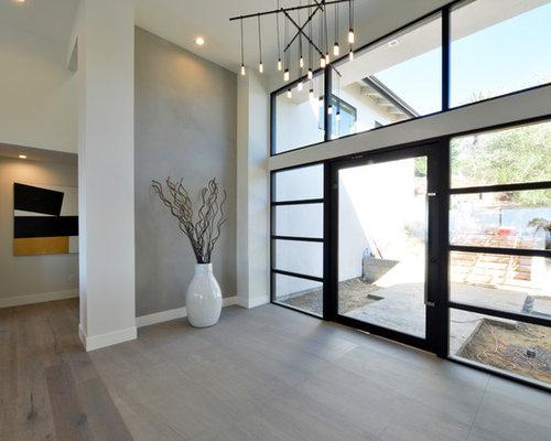 hall d 39 entr e moderne san diego photos et id es d co de halls d 39 entr e de maison ou d 39 appartement. Black Bedroom Furniture Sets. Home Design Ideas