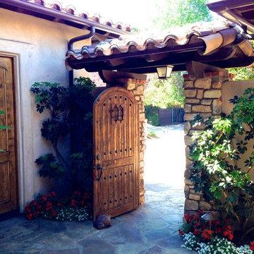 Encinitas Tuscan Style Home