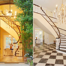 Traditional Entry by Cynthia Marks - Interiors