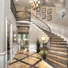 Transitional Entry by Possibilities for Design Inc.