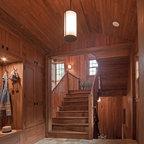 Ski Resort Lodge Rustic Entry Burlington By