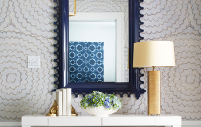 105 Ideas for Entryway Mirrors