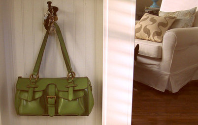 Get Organized: A Place for Your Purse