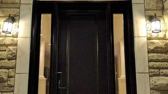 Entrance Door Installations