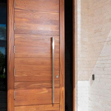 Entrance Doors - Solid Wood Doors - Impact Resistant Doors - Installation