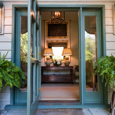 Traditional Entry by Mary Tobias Miller Interior Design/abode