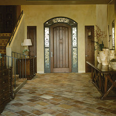 Mediterranean Entry by ANN SACKS