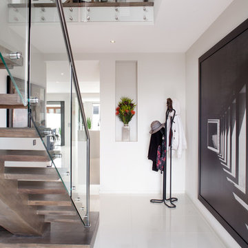 Entry & Staircase
