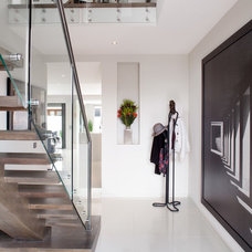 Contemporary Entry by Orbit Homes