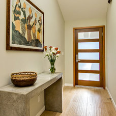 Midcentury Entry by Bill Fry Construction - Wm. H. Fry Const. Co.