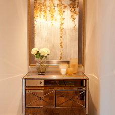 Contemporary Entry by Butter Lutz Interiors, LLC