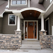 Traditional Entry by Behr Design
