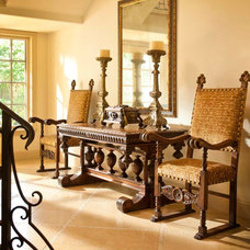 Mediterranean Entry by Chambers Interiors & Associates, Inc.