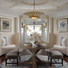 contemporary entry by Cindy Ray Interiors, Inc.