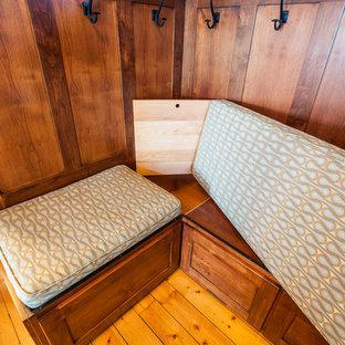 Entry, Custom Woodwork