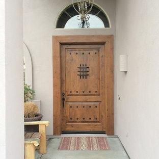 Entry door After