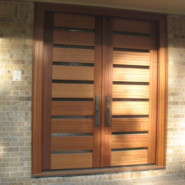 Entry Doors - Gragg style