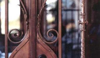 Entry Doors of Iron