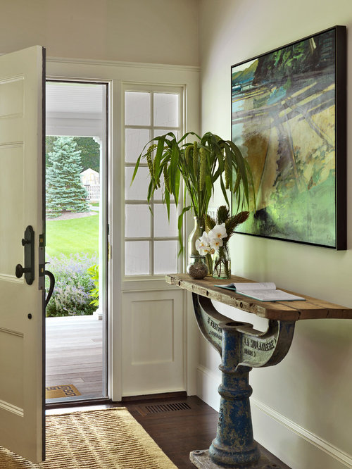 front door tableEntry Table  Houzz