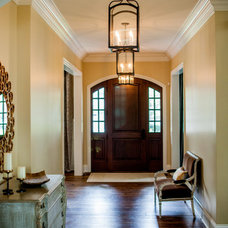 Traditional Entry by Savvy Interior Design