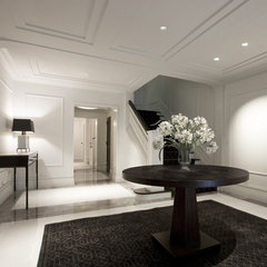 contemporary entry by dSPACE Studio Ltd