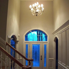 Traditional Entry Entry Foyer