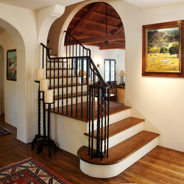 Entry Foyer Staircase