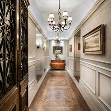 Traditional Entry by Jodie Cooper Design